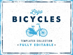 BICYCLES LOGO SET