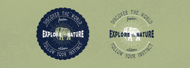 Explore The Nature Logo